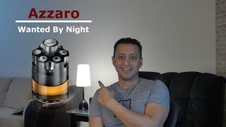 Azzaro Wanted By Night (in Arabic) تقييم ازارو وانتد باي نايت
