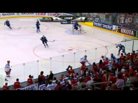 Хоккей Чемпионат мира Финляндия Швеция финализ YouTube · Длительность: 6 мин34 с
