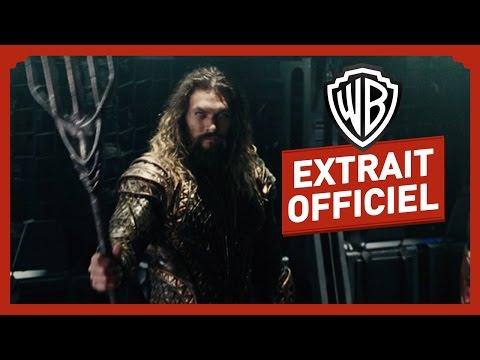 Justice League - Aquaman - Extrait Officiel
