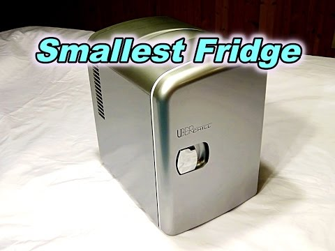 Uber Chill: Smallest Fridge Ever??