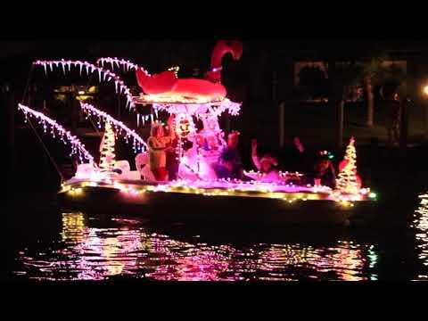 SGC Christmas Boat Parade 2019