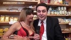 La pornomaga Lisa Torrisi all'ANDREA DIPRE' PER LEI