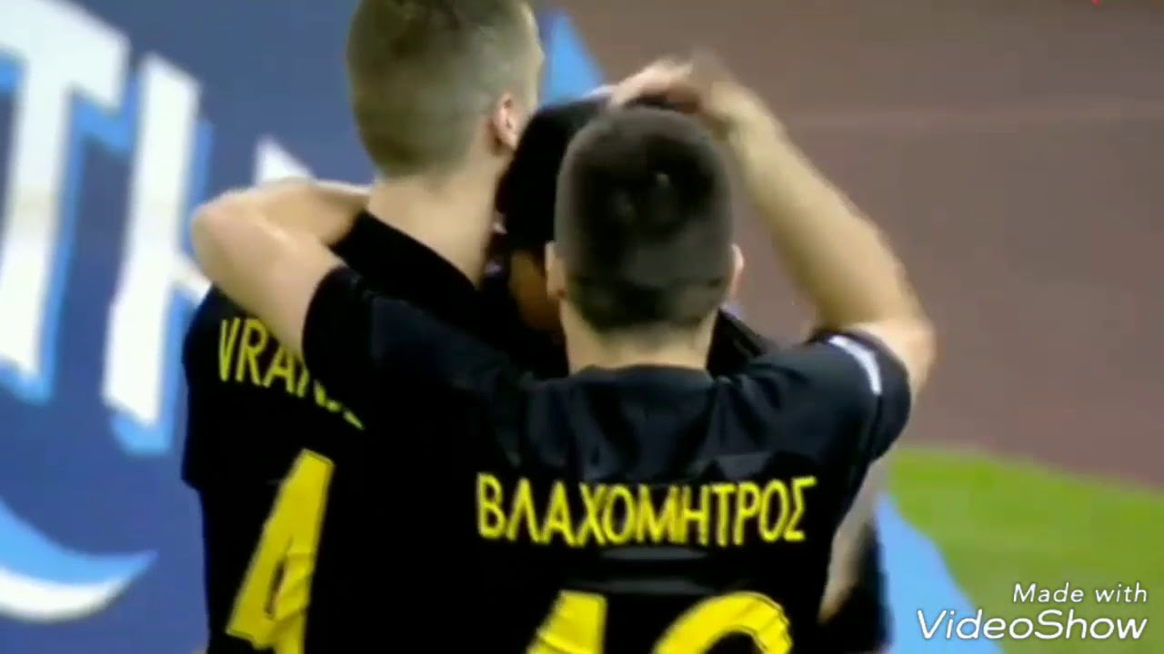 Marko Livaja And Sergio Araujo Goals 2017/2018