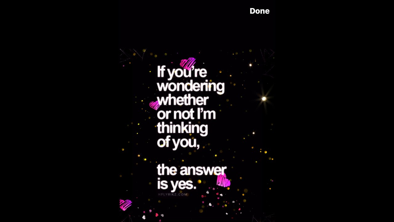 عندما تُفكر🤷🏼♀️😍♥️😎في شخص ما هل هذا يعني أنه يُفكر فيك أيضاً ؟🤷🏼♀️/هل يتواصل معك روحانيا .🌛