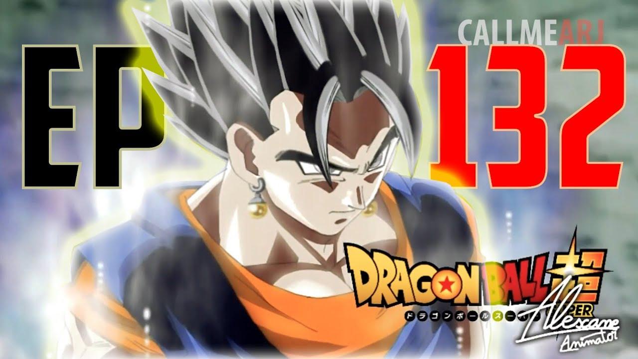 Download Dragon Ball Super Episode 132 (English Subbed) PART 1 | Vegito vs The Grand Priest