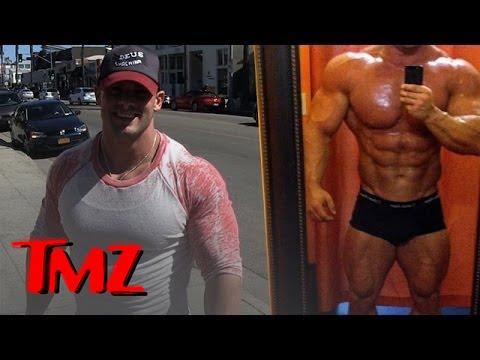 Fitness Model Joey Swoll Burns Harvey Levin | TMZ