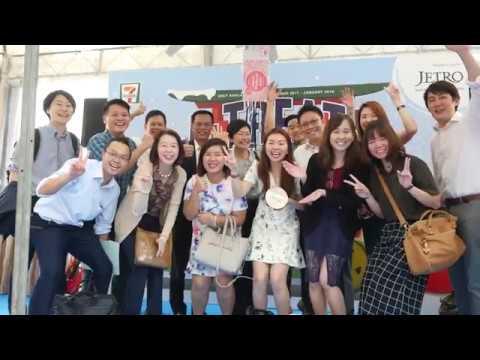 JETRO (Japan External Trade Organisation) x 7-ELEVEN - J-Treats Arrival - Media Event (2017)