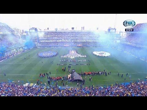 Boca Juniors vs River Plate (2-2) Copa Libertadores 2018 - FINAL - Resumen FULL HD