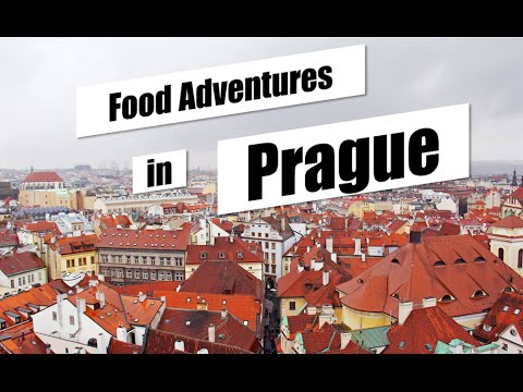 Food Adventures In Prague | Edwina Bong
