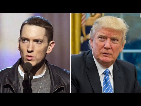 Blue Pill- The Truth about Eminem's Freestyle on Trump at The BET Awards
