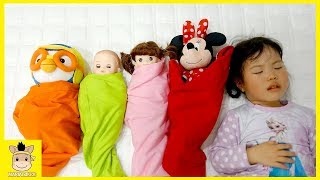 BABY ARE YOU SLEEPING SONG - My Morning Routine Nursery Rhymes Songs for children