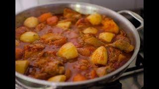 Тушеная картошка с мясом / Жаркое по-домашнему,тонкости приготовления /Тушкована картопля з мясом