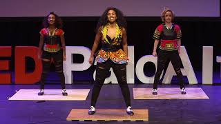 Tap Into Empowerment  | Syncopated Ladies | TEDxPaloAlto