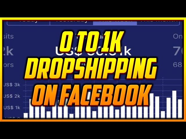 8 Things I Learned Going from $0 to 1K Dropshipping on Facebook Marketplace