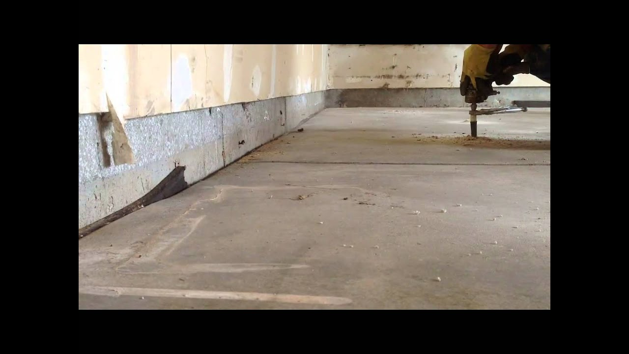 Merveilleux Garage Floor Lift   YouTube