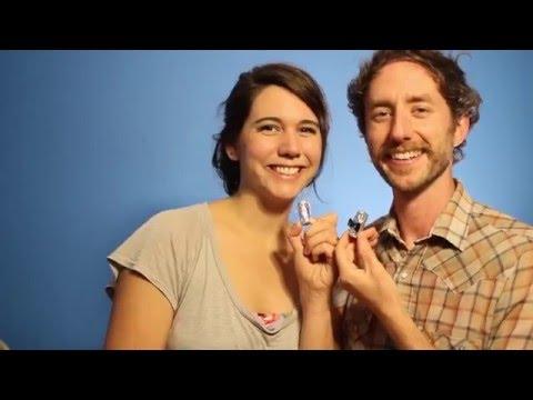 Rock Star Wedding Contest - David & Beth