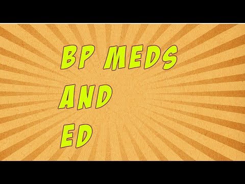 Is Your BP Medication Causing Your Erectile Dysfunction from YouTube · Duration:  5 minutes 51 seconds