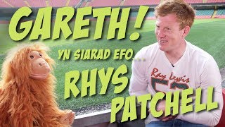 Gareth! a Rhys Patchell!