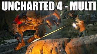 Uncharted 4 : Et le multijoueur ?