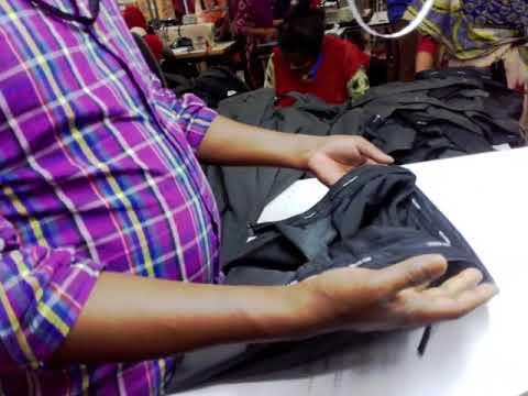 Garments Quality Check
