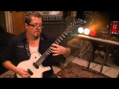 How to play Pump It Up by The Black Eyed Peas on guitar by Mike Gross