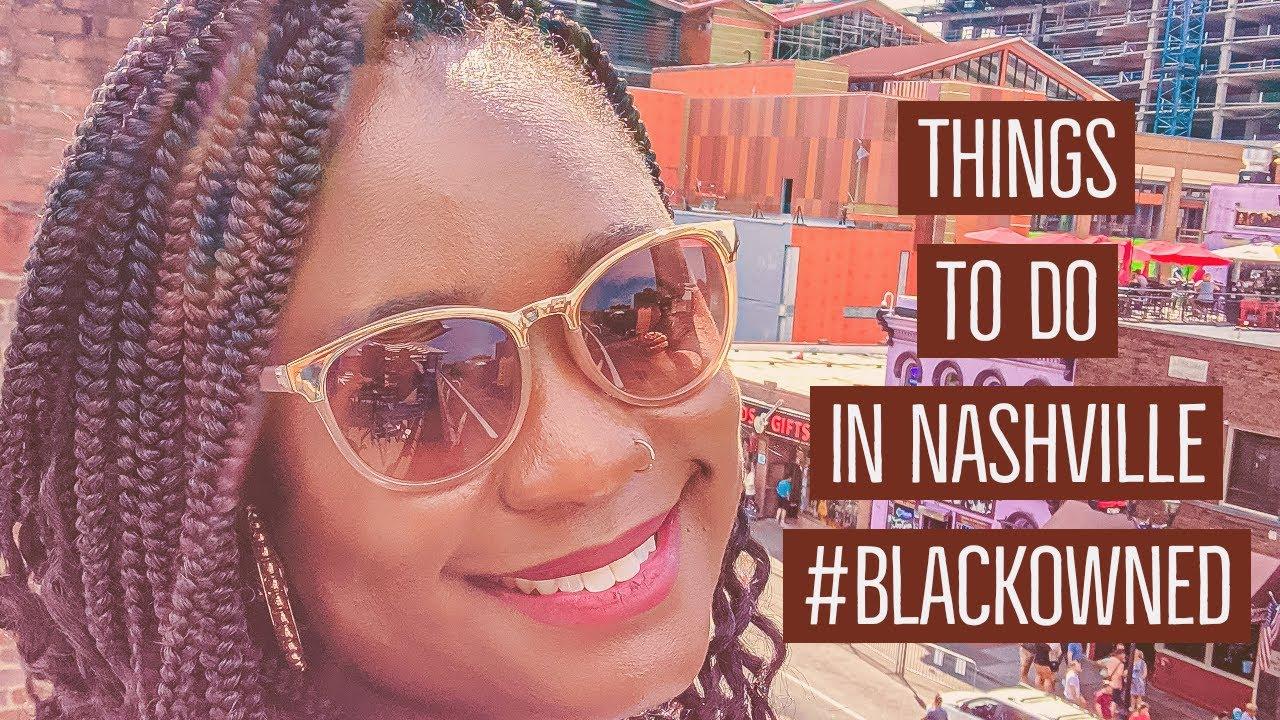 #Nashville #BlackOwned Things to do in Nashville | Black Owned Nashville| Nashville, TN | Part 1