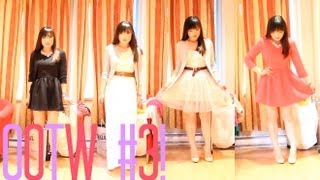 Outfits of the Week #3: 08/26/13 - 08/30/13 ♥ Thumbnail
