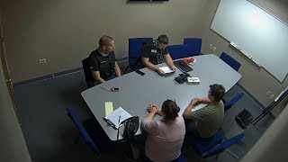 Video: Kyle Rittenhouse With Arresting Officers