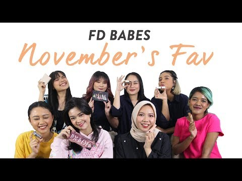 fd-babes'-november-favorite-|-#fdbabes