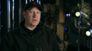 Guardians of the Galaxy Vol. 2: Producer Kevin Feige Behind the Scenes Movie Interview