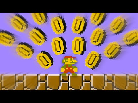 If I Touch a Coin in Super Mario Bros, the video ends... |