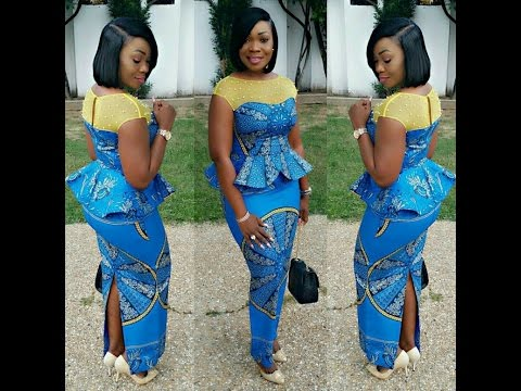75 Must See Trending Ankara  Styles : African Fashion