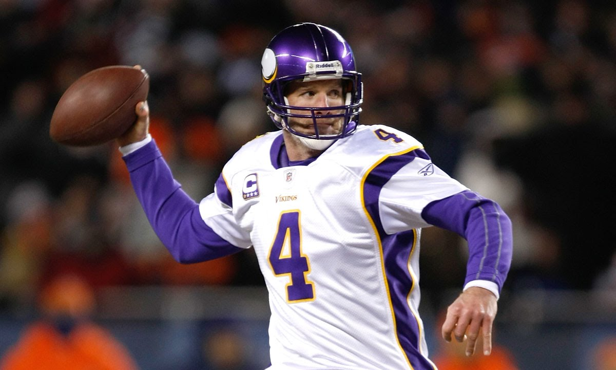 los angeles df7bb fe214 Brett Favre 2009 Vikings highlights