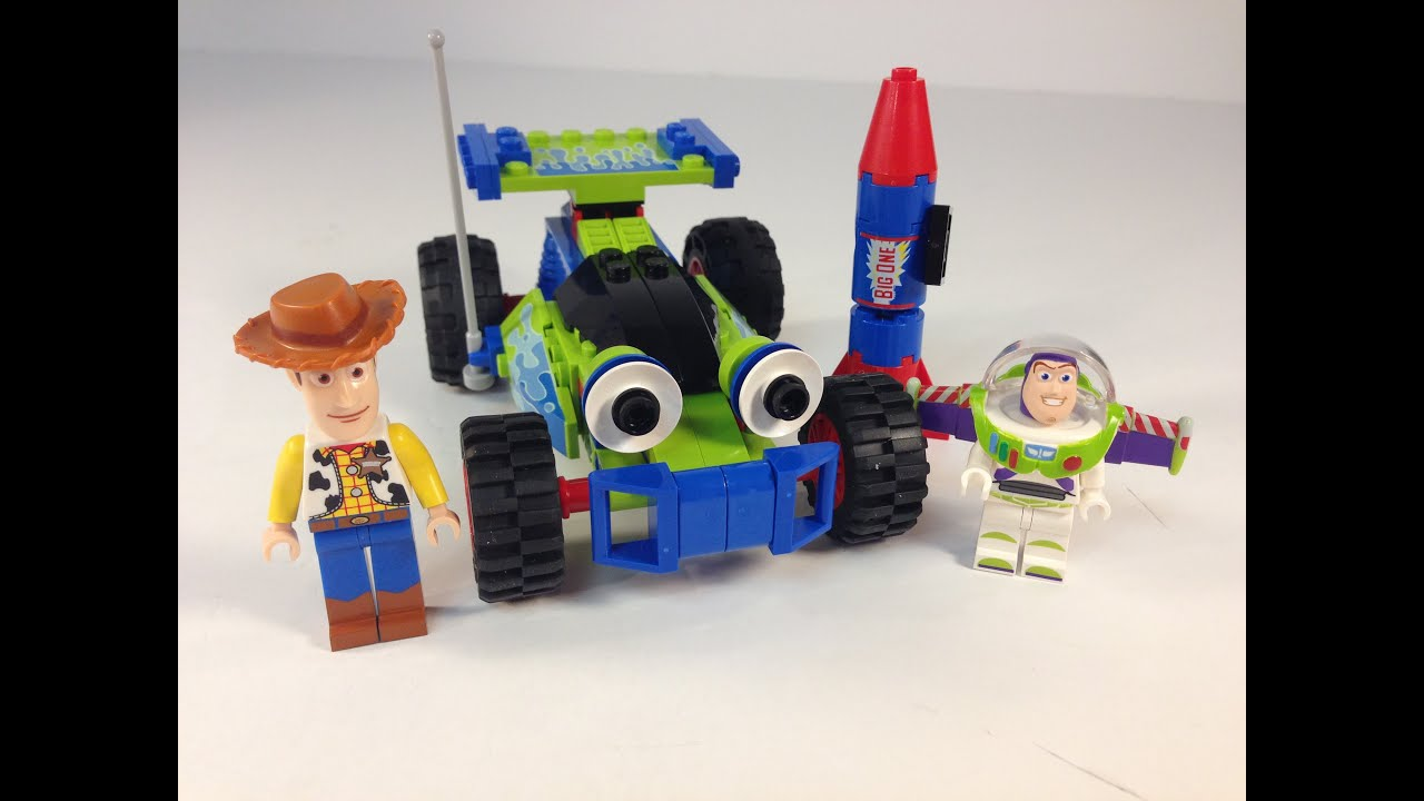 Lego toy story set 7590 woody and buzz to the rescue from - Lego toys story ...