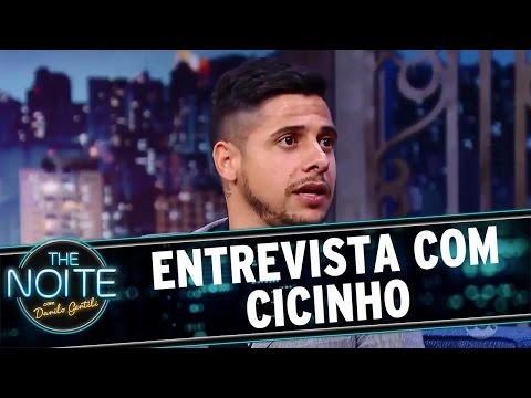 The Noite (28/10/16) - Entrevista com Cicinho