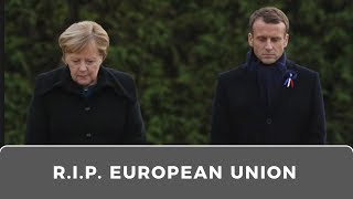 The coming apart of the European Union