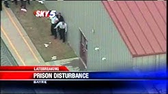 Dramatic Video From Sayre Prison Disturbance