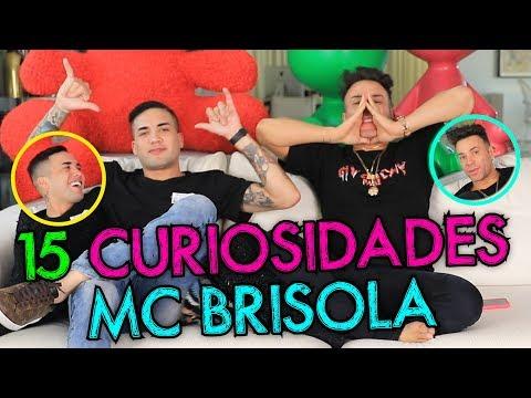 15 CURIOSIDADES DE MC BRISOLA  MatheusMazzafera
