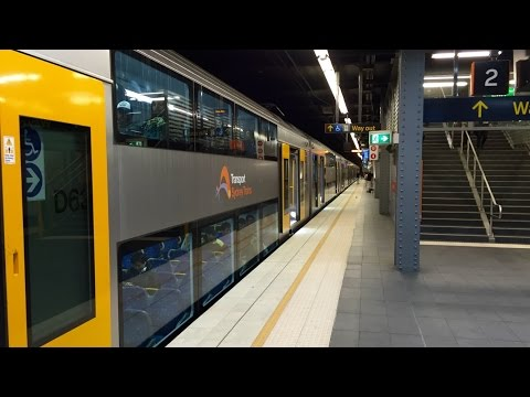 Sydney Trains Vlog 1119: Town Hall Part 4