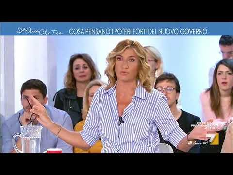 Vittorio Feltri: 'Di Maio è un personaggetto: ora sono io che imito Crozza'