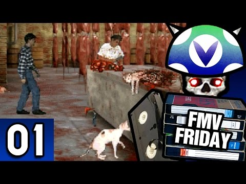 [Vinesauce] Joel - FMV Friday: Harvester ( Part 1 )