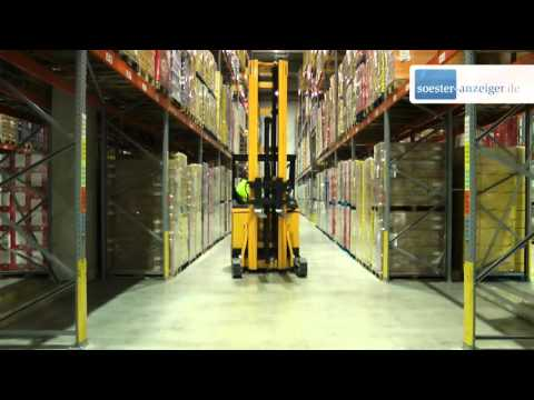 Einblicke in das Kuchenmeister-Logistikzentrum