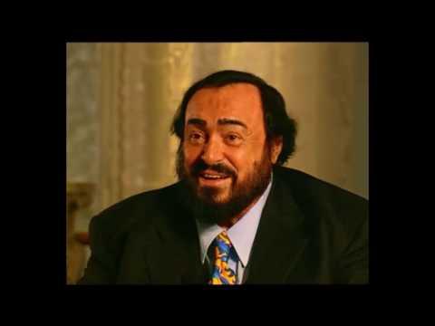 VERDI 7 Intervista a Pavarotti