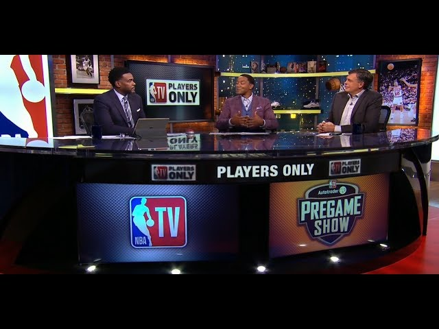 GameTime - The crew talks about LeBron James saying he is the greatest of all time