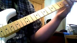 Exotic Guitar Scale Improv - Indian Raga, Arabic, Gypsy Scale