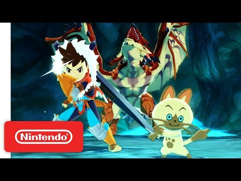 Monster Hunter Stories: Day in the Life of a Rider - Nintendo 3DS thumbnail