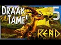 TAMING A DRAAK! HARD HARD IS IT?! | Rend Multiplayer Gameplay/Let's Play E5