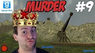 GMod Murder Part 9: A WORKING CANNON!!!!