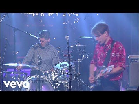 Franz Ferdinand - Stand On The Horizon (Live on Letterman)