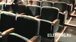 Цирк Аквамарин схема зала , партер и обзор зала